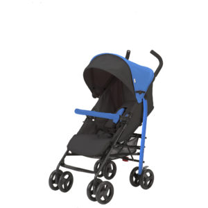 Reclining Pushchair with sunshade1