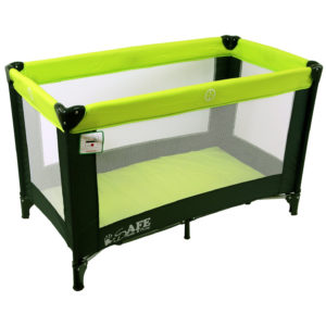 Travel Cot with Mattress1